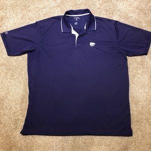 Kansas State Wildcats NCAA Antigua Polo Shirt